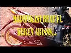 Modifikasi Beat Fi Simple Tapi Keren by Modifikasi Honda Beat Fi Simple Tapi Keren Abisss