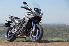 Ride Review Yamaha Mt 09 Tracer Za Bikers