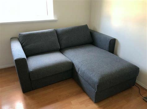 Ikea Vimle Two Seat Sofa Chaise Longue With Storage