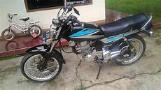 Gl Modif by Modifikasi Honda Gl Pro 97 Tiger Crom
