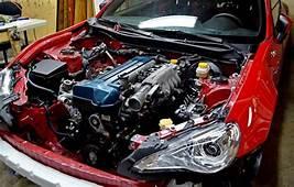 Twin Turbo  FA20 Motor Antrieb & Abgas Gt86drivers