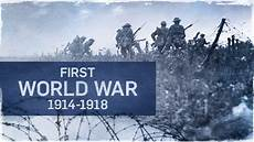 first world war 100th anniversary