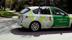 Google Maps Street View Car In Fairview  Sqwabb