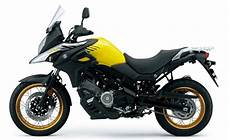suzuki v strom 650 2017 suzuki v strom 650 and 650xt look