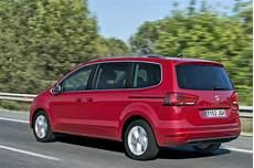 seat alhambra benziner seat alhambra kaufberatung autobild de