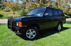 purchase used 1993 land rover range rover county sport utility 4 door 3 9l in san diego