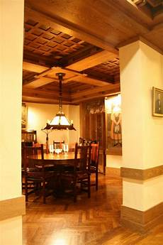 arts and crafts style manhattan apartment craftsman