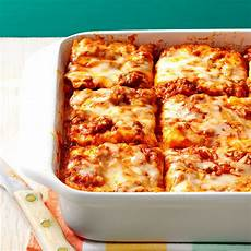 make once eat twice lasagna recipe taste of home