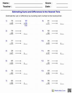 word problems estimation worksheets 11016 to all of my teaching friends this is the greatest free math worksheet generator it can
