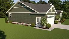 ranch style house plan 45467 left elevation ranch style house plans ranch style
