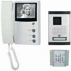 Installation Interphone Sans Fil Informations Visiophone