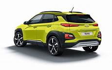 Hyundai Kona Suv Urbain Crossover