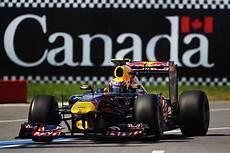 F1 Canadian Grand Prix Qualifying Bull Racing