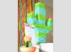 Cactus Pinata DIY 2 ? Bespoke Bride: Wedding Blog