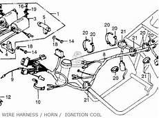 1974 cb550 wiring diagram honda cb550 four cb550k3 1977 usa parts list partsmanual partsfiche