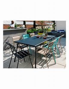 La Table Monceau Table De Jardin Monceau 194x94 Cm Fermob