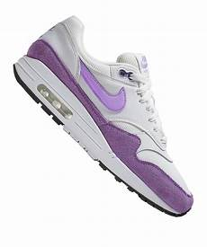 nike air max 1 sneaker damen weiss lila f118 lifestyle