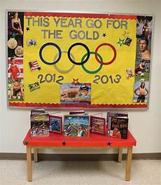 go for the gold olympic themed back to school board school ideas pinterest posts back