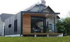 extension maison prix d 233 coration extension maison toiture enzinc 87 metz prix