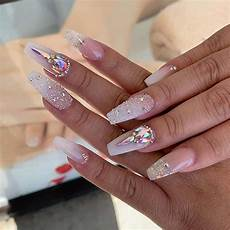 43 pretty wedding nail ideas for brides to be stayglam