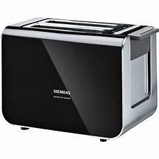 toaster schwarz siemens tt86103 toaster schwarz interdiscount