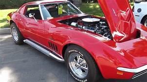 Classic Cars  1969 Chevrolet Corvette Stingray YouTube