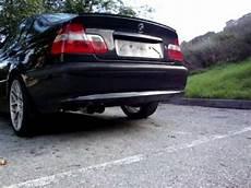 bmw 320d e46 exhaust