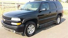 how does cars work 2003 chevrolet tahoe engine control buy used 2003 chevy tahoe z71 3rd row fully loaded 1 owner super low miles no reserve in