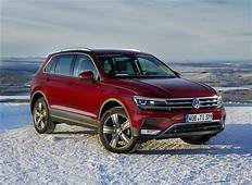 Tiguan For The Road And Off It Too We Drive VWs New SUV