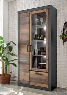 home affaire vitrine 187 171 kaufen otto