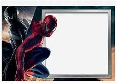 moldura homem aranha homen aranha spider man moldura homem aranha convite 898x602 png download pngkit