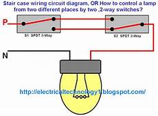 Stair Wiring Circuit Diagram Or How To A