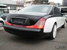 auto air conditioning repair 2005 maybach 57s regenerative braking 2005 maybach 57 exclusive special paint car photo and specs