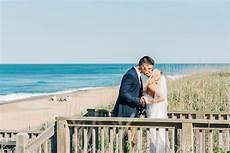 Outer Banks Sunset Wedding Jeff Amanda