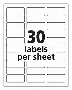 return address label template avery 5160 top label maker