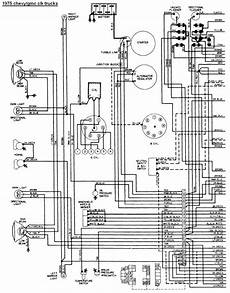 1975 c10 wiring diagram i a 1975 chevy the turn signals do not work all bulbs are lights