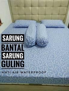 jual sarung bantal guling motif anti air waterproof di lapak ariesta shop ahhizjersey
