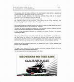 Car Wash Business Plan Sample  Reportz725webfc2com