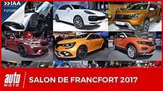 Salon De Francfort 2017 Emission Les 15 Nouveaut 233 S