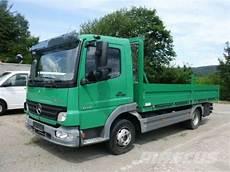 used mercedes atego 818 trucks year 2007