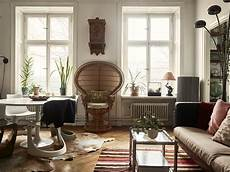 Cosy Scandinavian Boho Style In Stockholm Apartment Gr 248 N