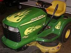 Malvorlagen Deere Racing Lawn Tractor 1 Flames Decal Decals Fit Deere