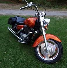 Buy 2002 Honda Shadow Sabre 1100 Vance Hines Exhaust On