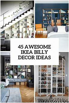 ikea bücherregal billy 37 awesome ikea billy bookcases ideas for your home digsdigs