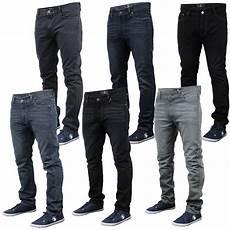 mens denim soul slim fit trousers