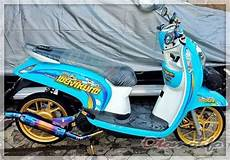Babylook Scoopy New by Gambar Motor Scoopy Modif Doraemon Impremedia Net