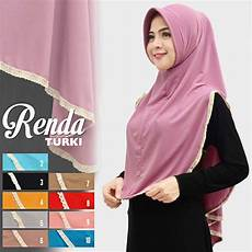 Model Jilbab Instan Zoya Terbaru Style Fashion Muslimah