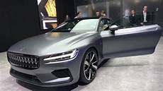 volvo polestar 1 4k volvo polestar 1 concept interior and exterior at