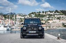 2019 mercedes benz g63 amg brabus 700 2019 mercedes amg g63 tuned by brabus makes 700 hp