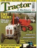 Tractor & Machinery Magazine  Construction
